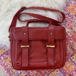 Jill-E Designs Juliette Leather Camera Bag